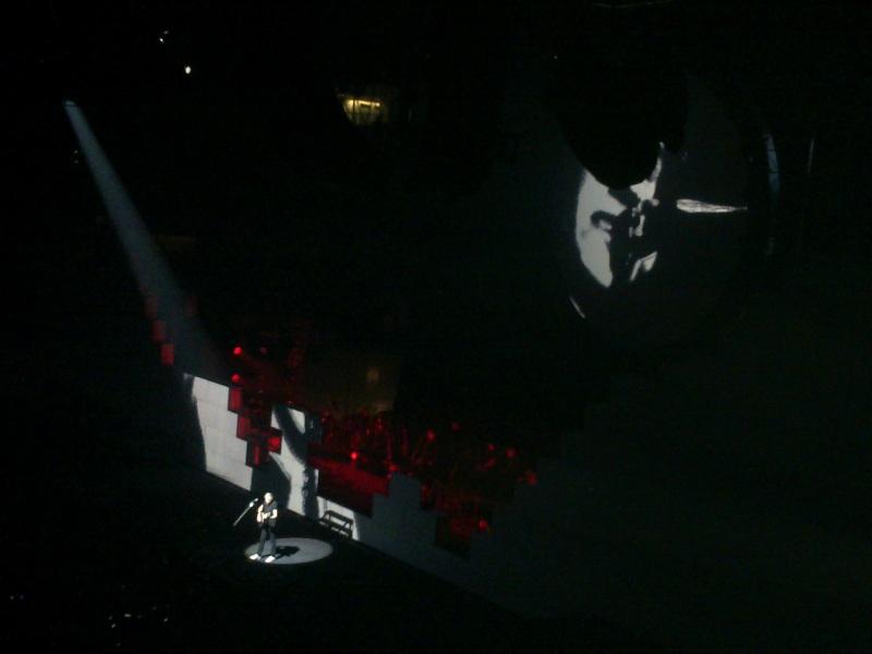Concierto Roger Waters (the wall) 310