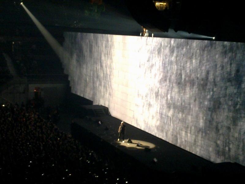 Concierto Roger Waters (the wall) 410