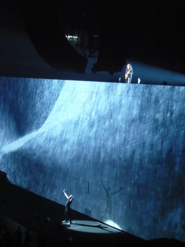 Concierto Roger Waters (the wall) 710
