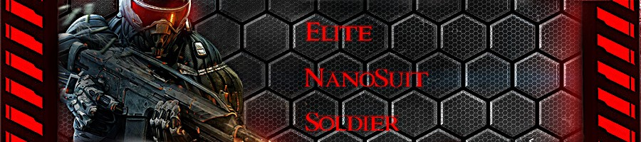 Elite Nanosuit Soldiers
