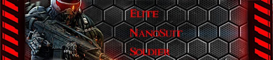 Elite Nanosuit Soldiers