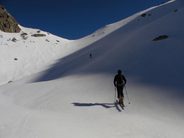 nouvelle de la (vielle)neige.... à la Madonne Sany0010