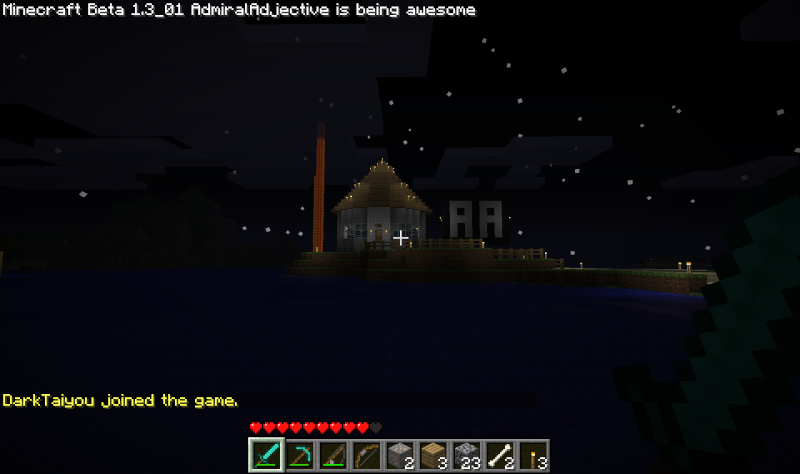 My minecraft knows me so well 2011-010