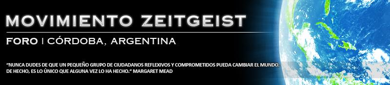 Movimiento Zeitgeist - Foro Córdoba, Argentina