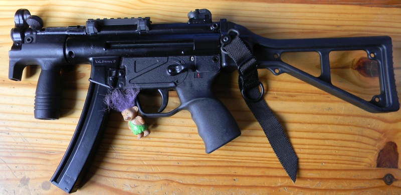 HK MP5 Mke_k11
