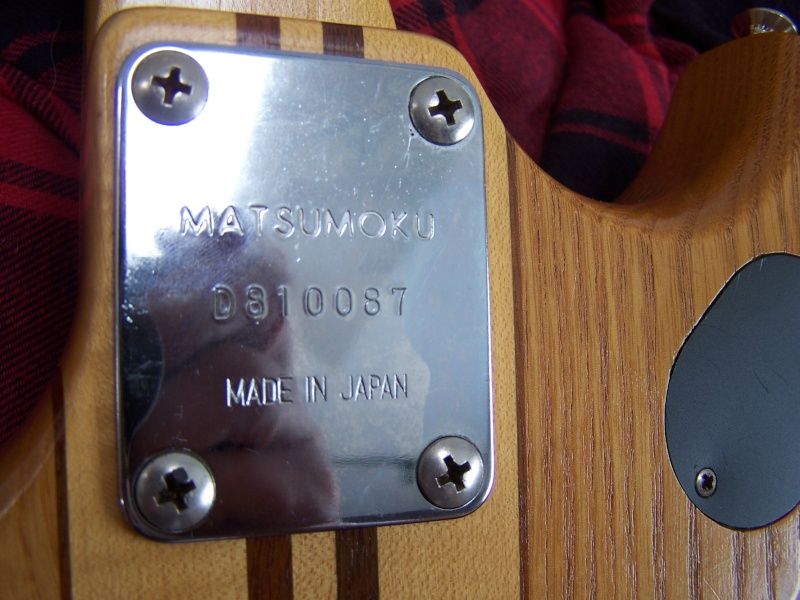YEARS - Westone Guitars are 30 years old soon!! 100_4213