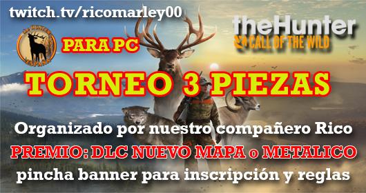 PRIMER TORNEO COTW patrocinado por RICO Banner13