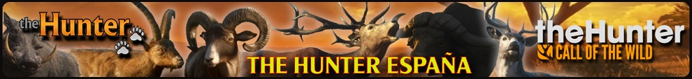 Twitter de The Hunter España Centra10