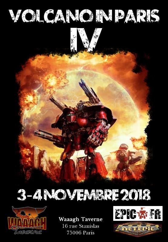 [2018][NE][Paris] Volcano In Paris IV 3&4 Novembre 2018 Vip_af10