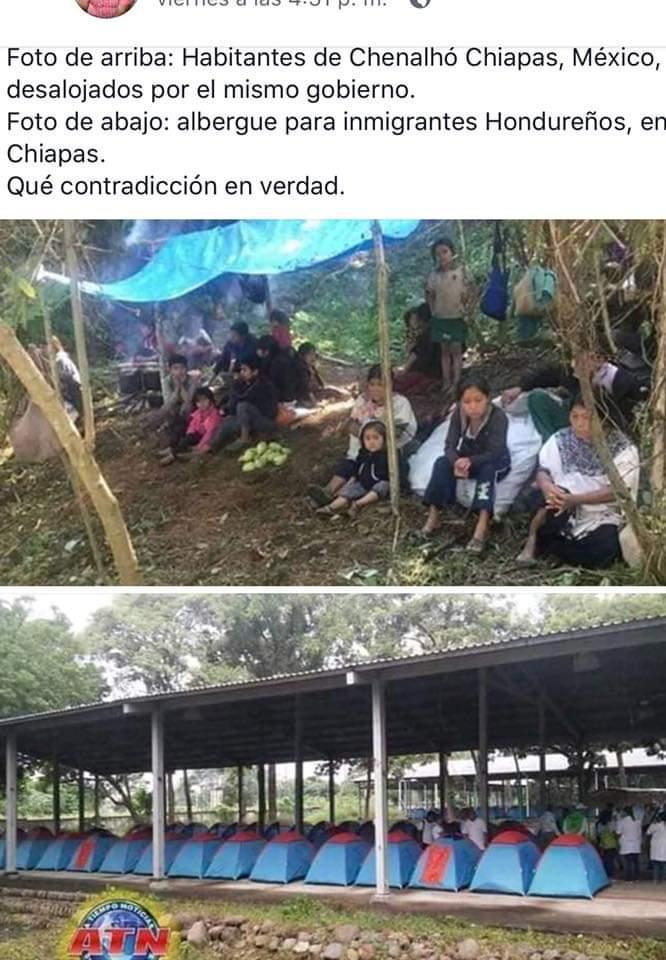 También en México existen caravanas y nadie les ayuda Fb_img11