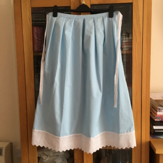 18th Century Style Underskirt for Modern Day Pettic10