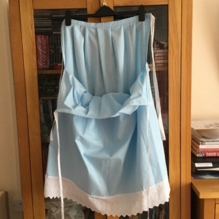18th Century Style Underskirt for Modern Day Pettic11
