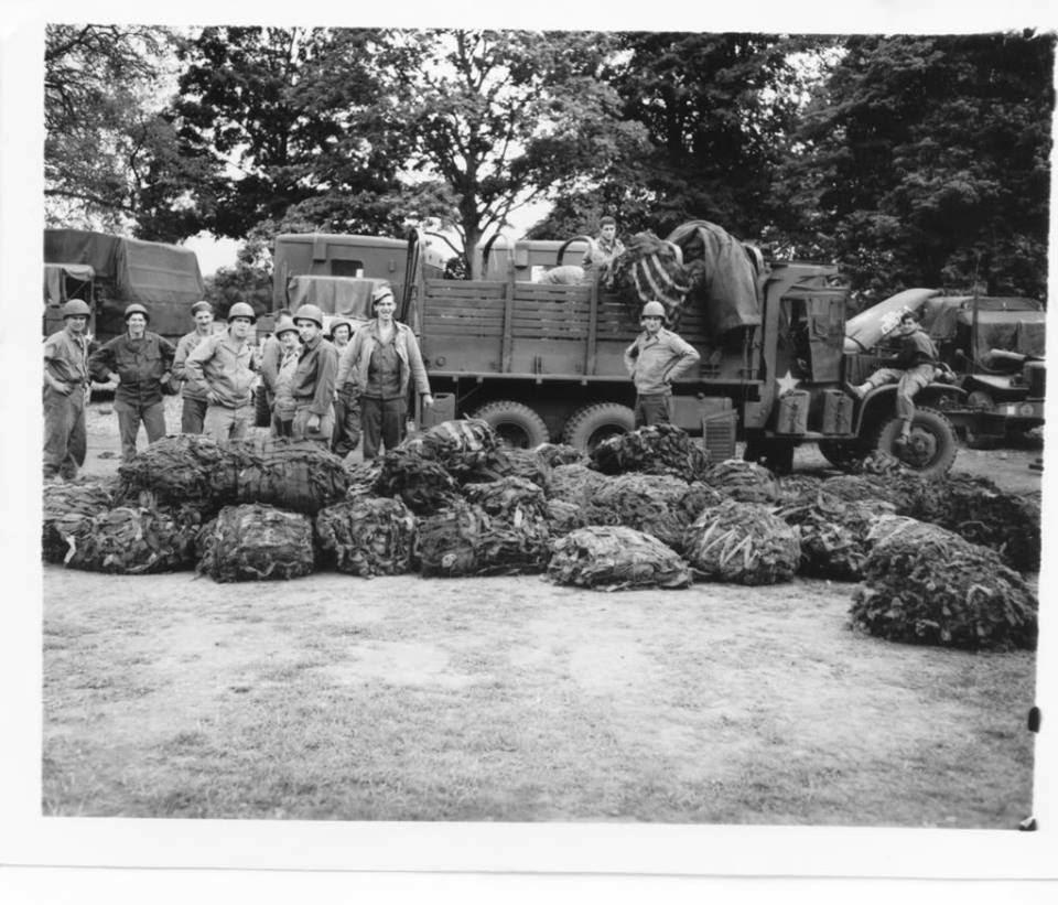 Diverses photos de la WWII 10423