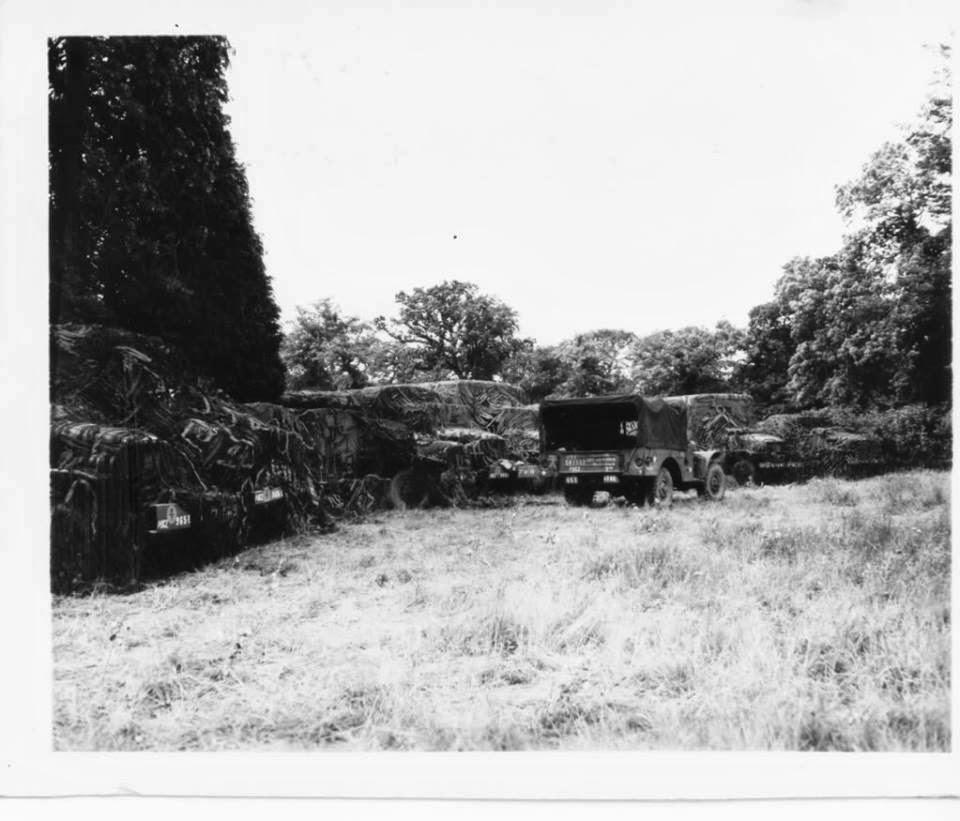 Diverses photos de la WWII 10523