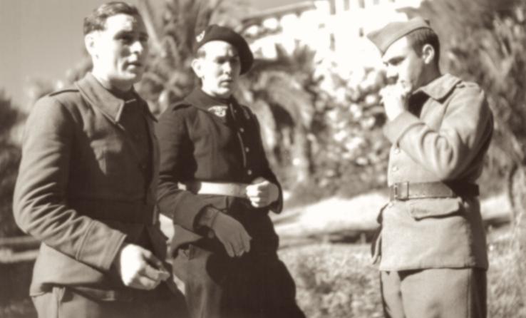 Diverses photos de la WWII - Page 40 130