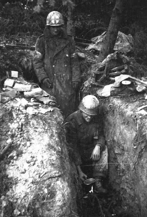 Diverses photos de la WWII 13632