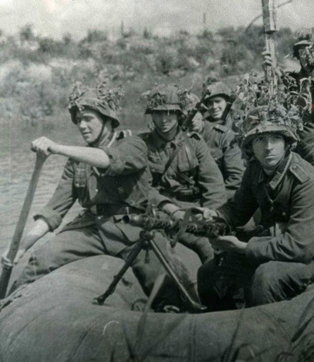 Diverses photos de la WWII 13733