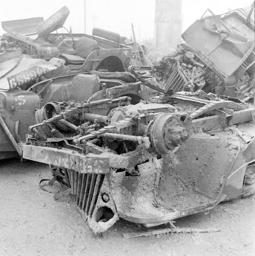Diverses photos de la WWII 14231