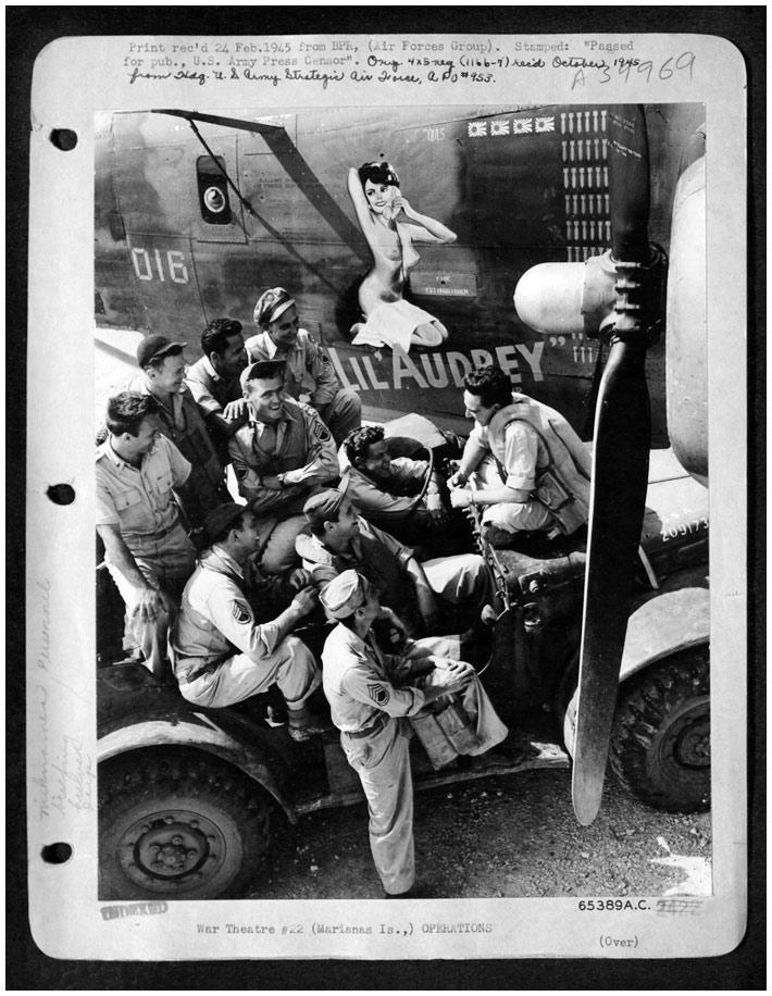 Diverses photos de la WWII - Page 3 16118