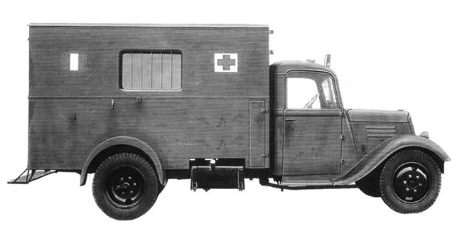 Véhicules sanitaires (ambulances) - Page 3 16434