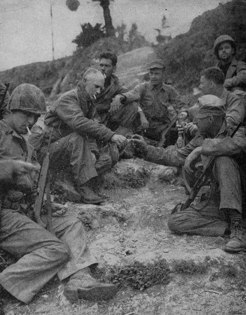 Diverses photos de la WWII (fichier 7) - Page 3 19825