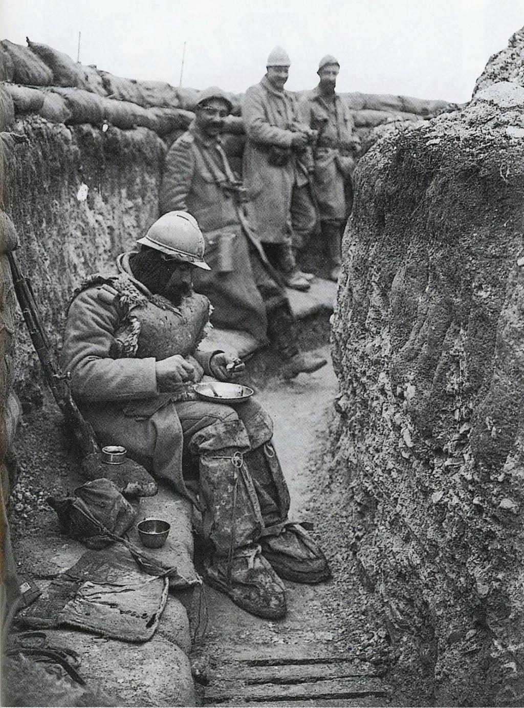 Vauquoi 14-18 , la guerre des mines  2100