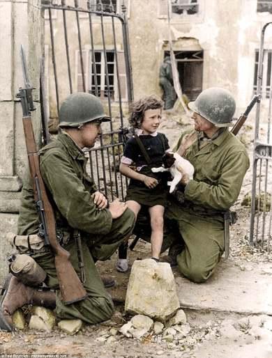 Diverses photos de la WWII - Page 5 23614