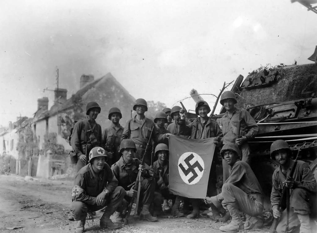 Diverses photos de la WWII - Page 5 30511