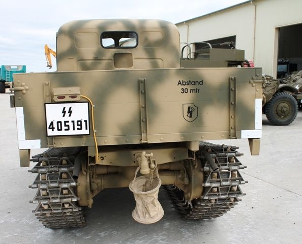 Véhicules allemands WWII 32c93b11