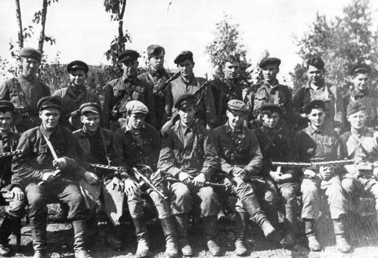 Diverses photos de la WWII 3421