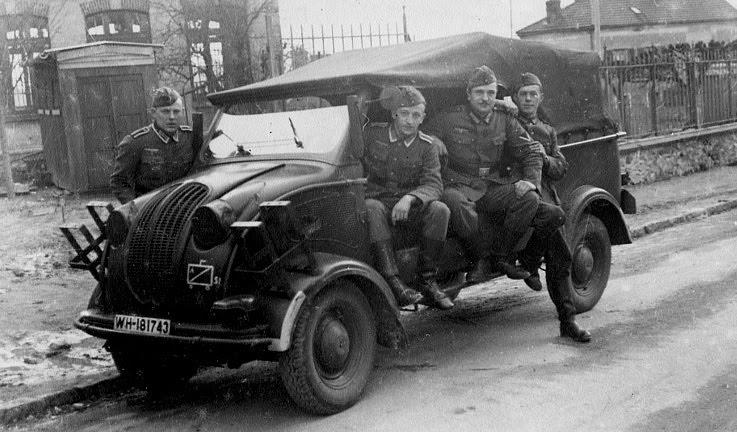 Diverses photos de la WWII - Page 9 3526