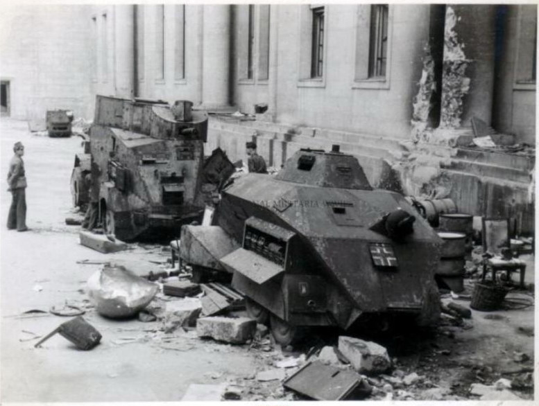 Diverses photos de la WWII 3623