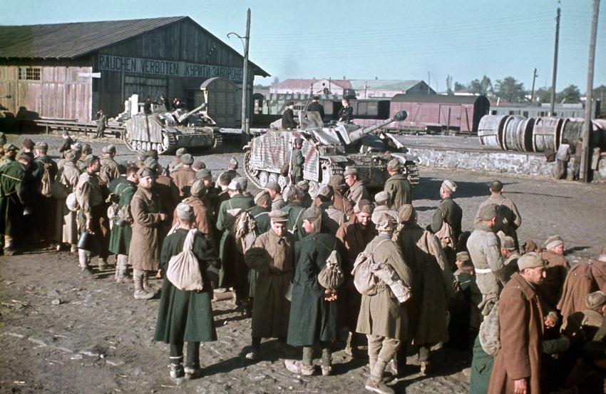 Diverses photos de la WWII 3725