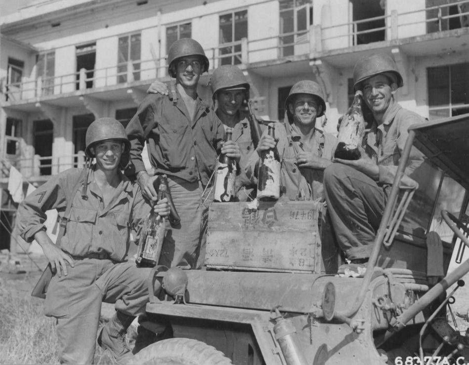 Diverses photos de la WWII (fichier 8) - Page 37 39223