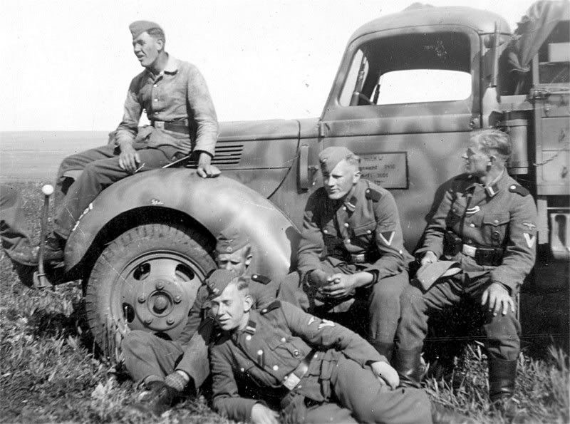 Diverses photos de la WWII 39519