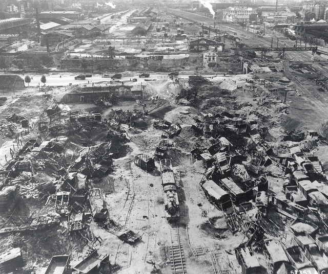 Diverses photos de la WWII 4024