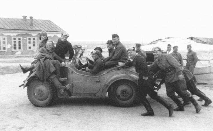 Diverses photos de la WWII 40319
