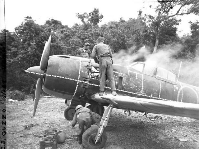 Diverses photos de la WWII (fichier 8) - Page 37 40425