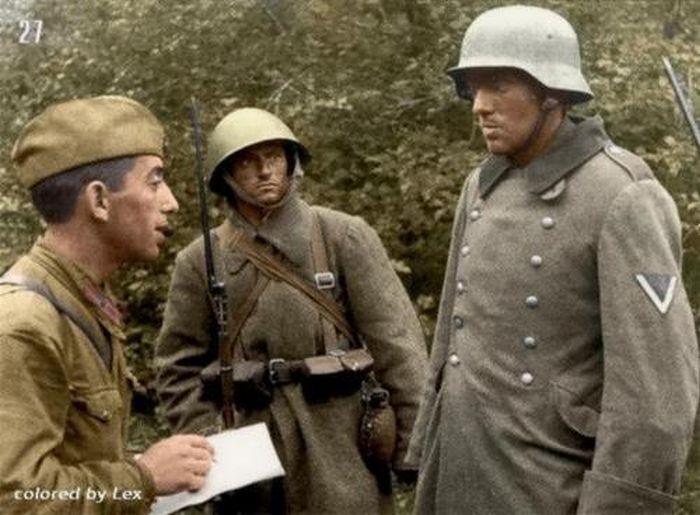 Diverses photos de la WWII 40720
