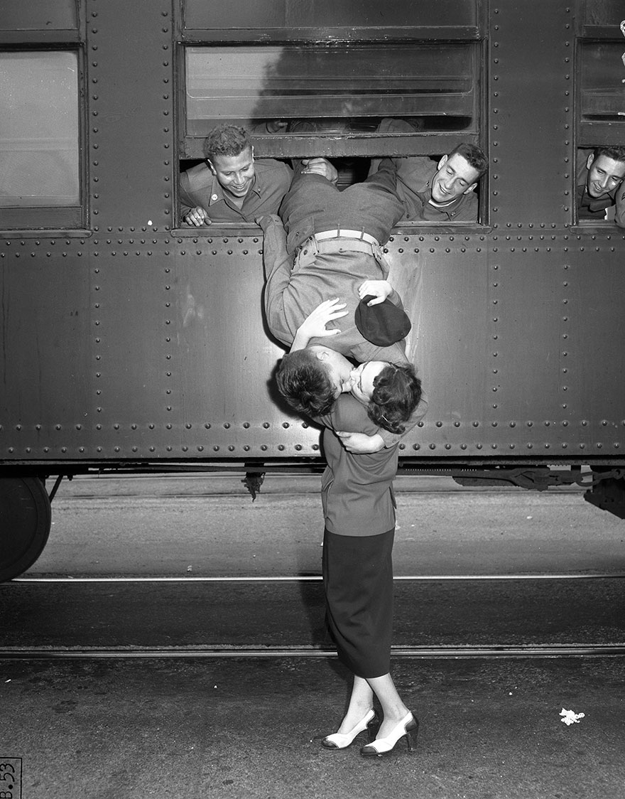 Diverses photos de la WWII 40920