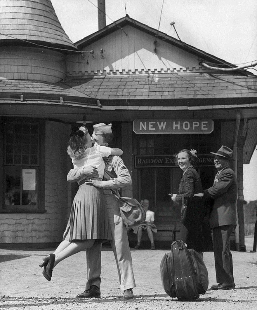 Diverses photos de la WWII 41519
