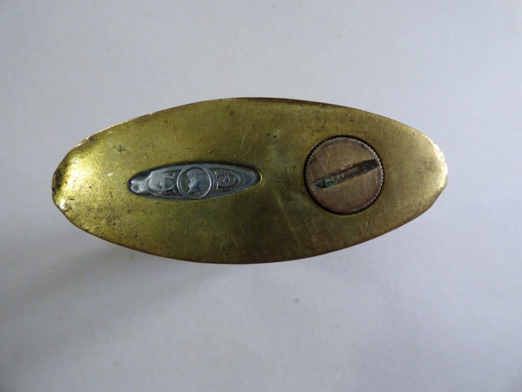Douilles et objets de la WWI 4171