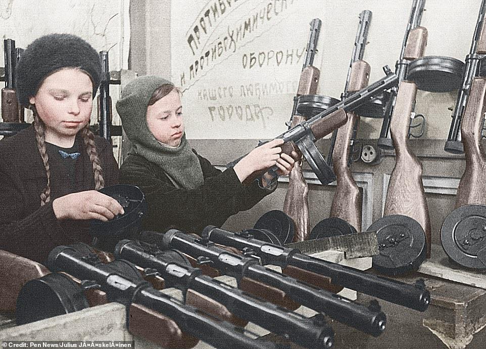 Diverses photos de la WWII 42918
