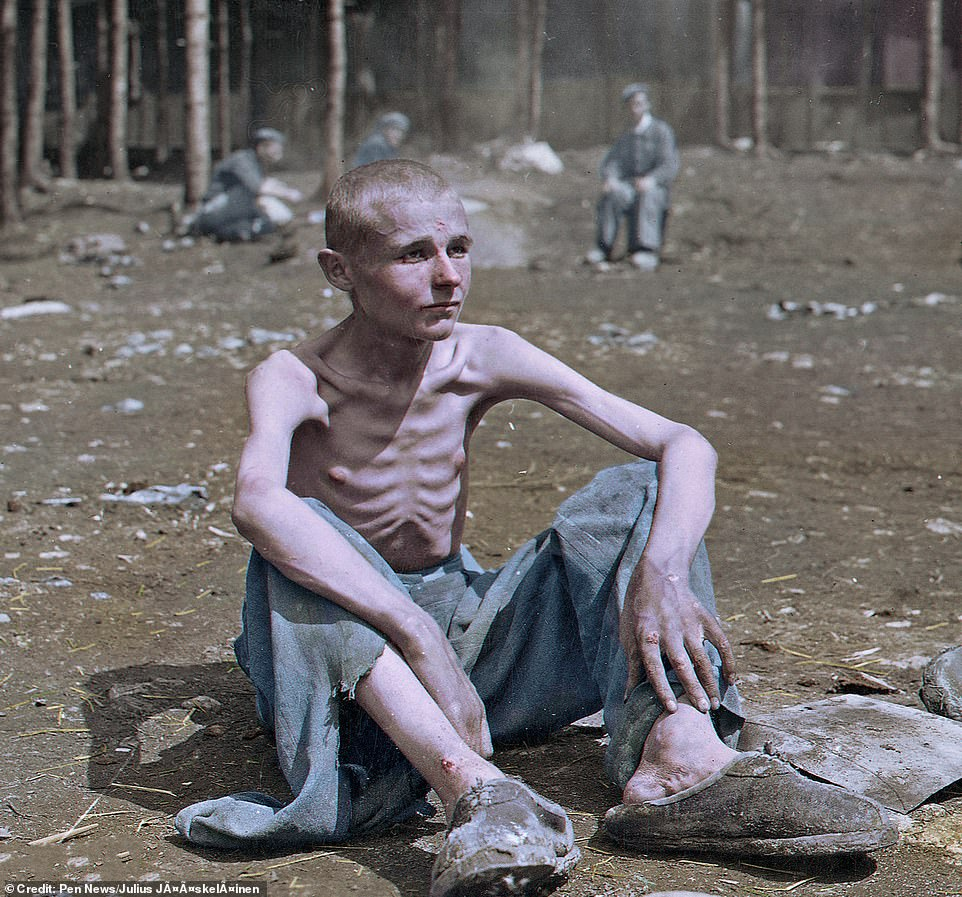 Diverses photos de la WWII 43018