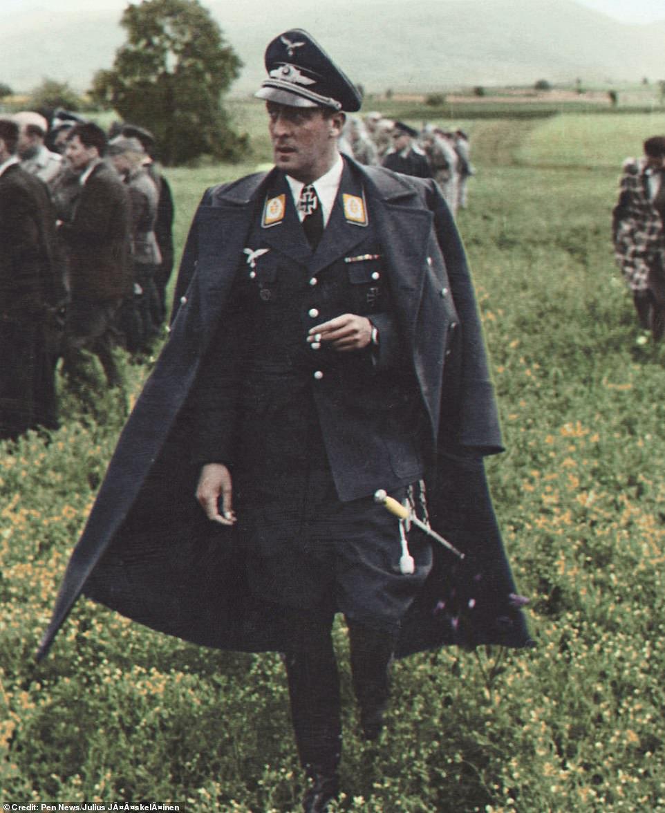 Diverses photos de la WWII 43118