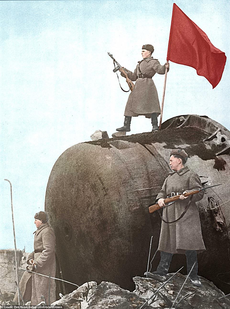 Diverses photos de la WWII 43318