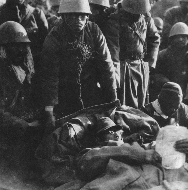 Diverses photos de la WWII 44410