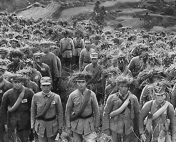 Diverses photos de la WWII 44810