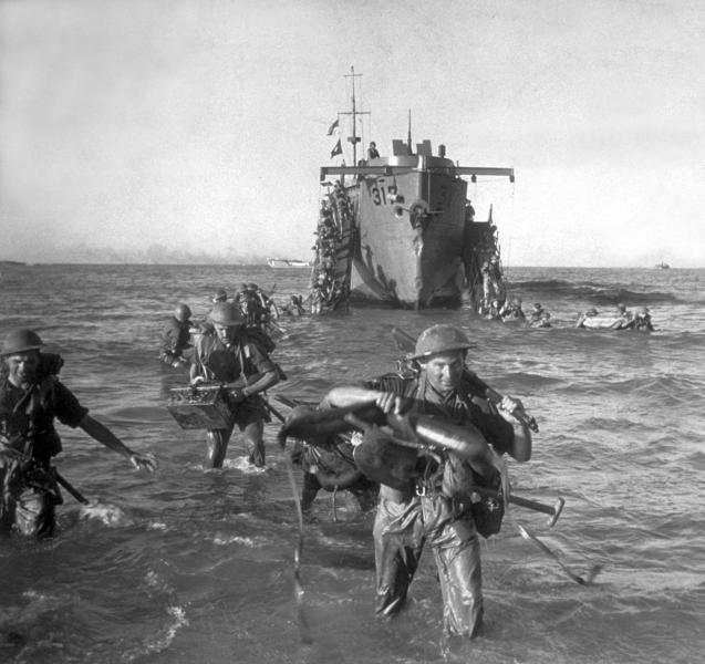 Diverses photos de la WWII 5120