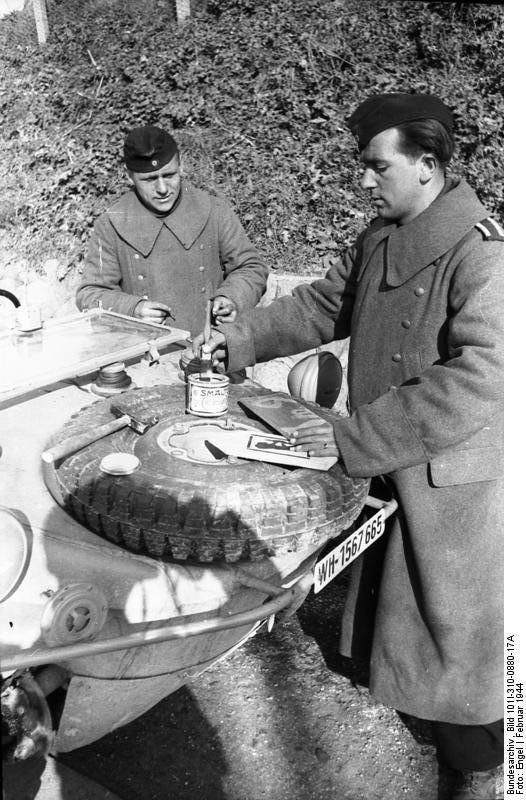 Diverses photos de la WWII (fichier 9) - Page 3 54022
